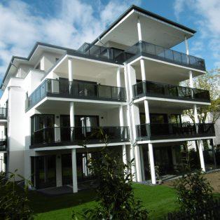Mehrfamilienhaus Immo-Conzept Projekt, Bad Oeynhausen