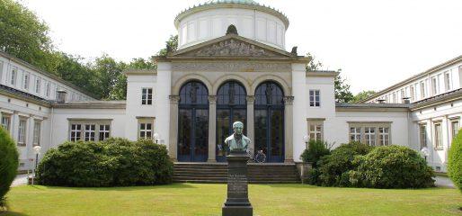 Wandelhalle Bad Oeynhausen Kurpark
